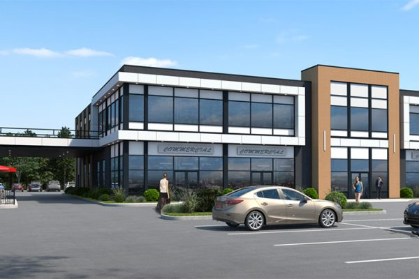 Office – 177, Sir-Wilfrid-Laurier Blvd., St-Basile-le-Grand (QC)