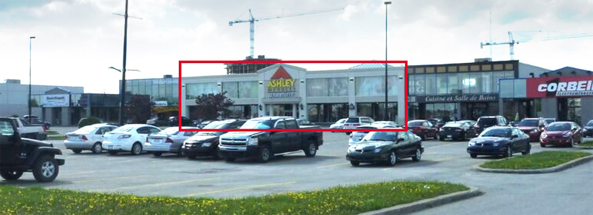 3615 Autoroute 440 West, Laval (QC) - FOR LEASE - Intella Inc.