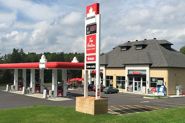 Route 241, J-André Déragon Boulevard, Cowansville, QC