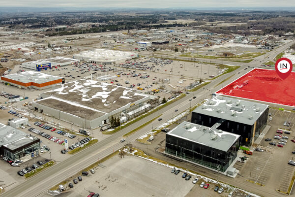 L'AXE – A New REGIONAL Project in Chicoutimi