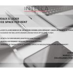 Office space for rent at Intella