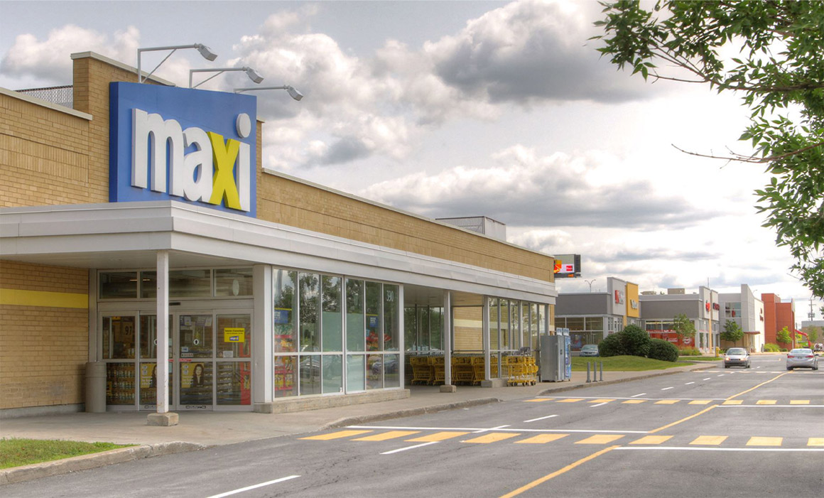 Carrefour 40 640 >> Commercial space for lease - Terrebonne, Quebec - Intella Immobilier